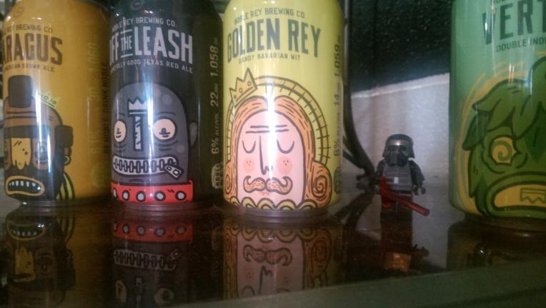 Noble Rey Brewing